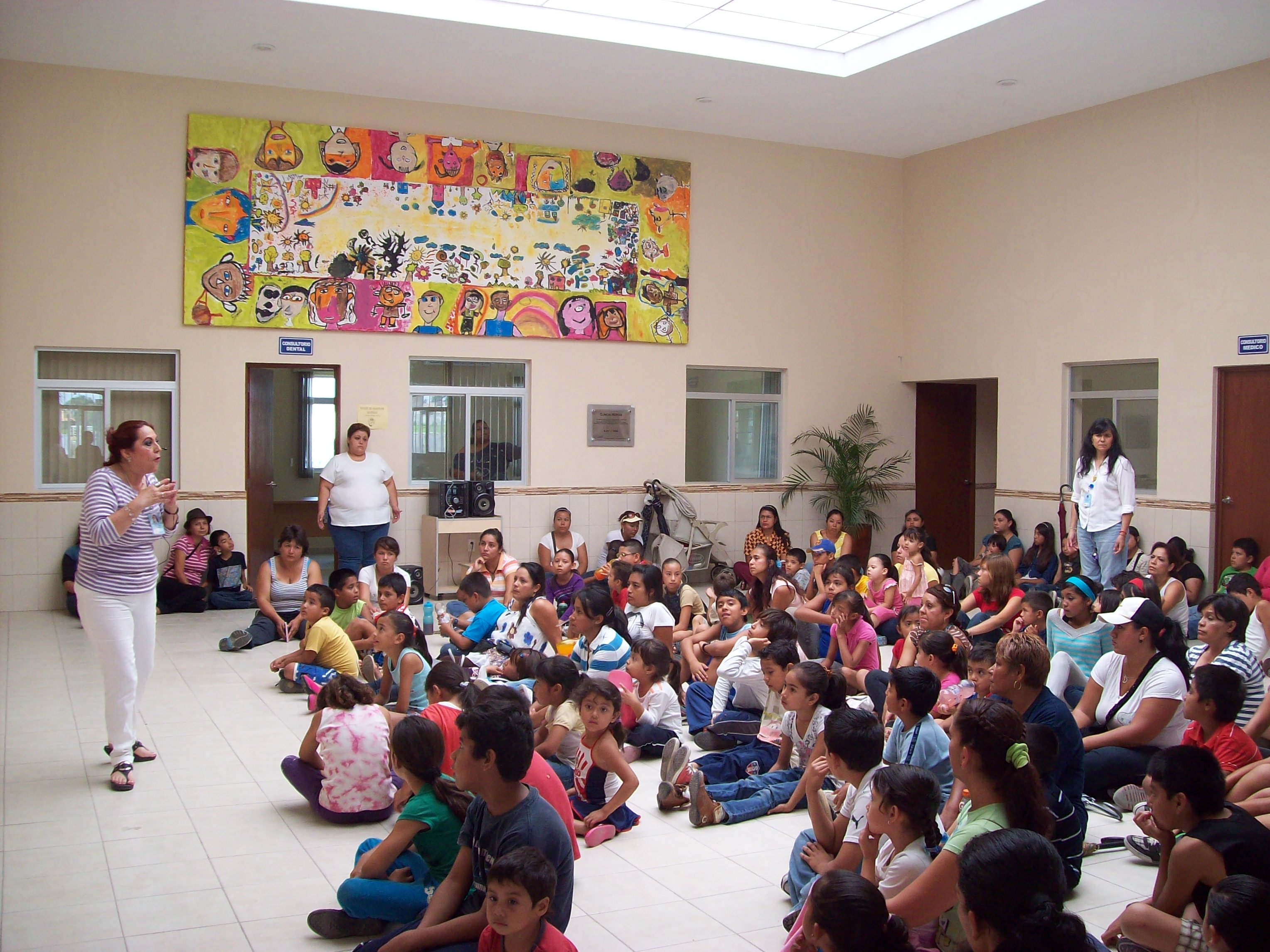 Children International México